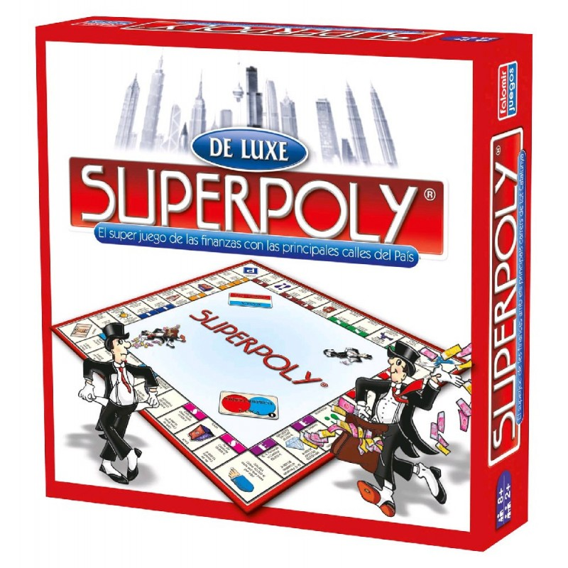 Superpoly Deluxe, Euro