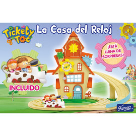 TICKETY TOC LA CASA DEL RELOJ