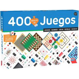 Caja de 400 Juegos Reunidos