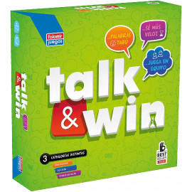 BEST SELLER + TALK & WIN