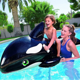 ORCA JUMBO HINCHABLE 203x102 CMS.
