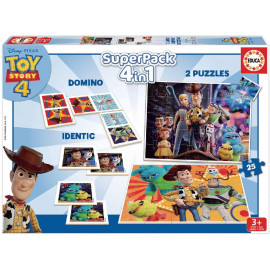 TOY STORY 4 - SUPERPACK