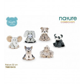 NATURE PELUCHES 32 CMS. SURTIDOS