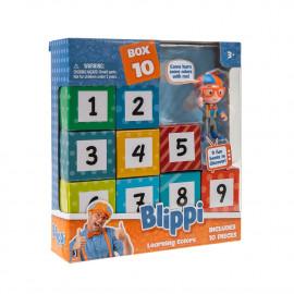 BLIPPI - SET DE 10 SORPRESAS
