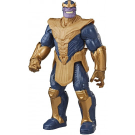 Avengers - Figura Titan  Deluxe Thanos