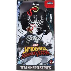 Spiderman Figura Titan Venom de 35 cms