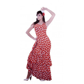 COSTUME FLAMENCO, ADULTE