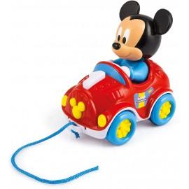 MICKEY'S CAR DRAG