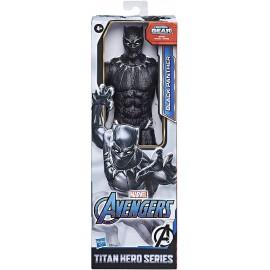 AVENGERS TITAN HERO FIGURA BLACK PANTHER