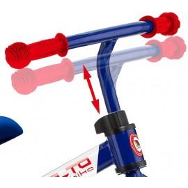 Bicicleta Infantil, sin Pedales, Azul