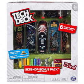 BOUTIQUE TECH DECK SK8
