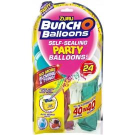 BUNCH O BALLOONS PARTY PACK DE 24 GLOBOS