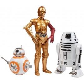 STAR WARS - BB8. C3PO, ROLOGIFT