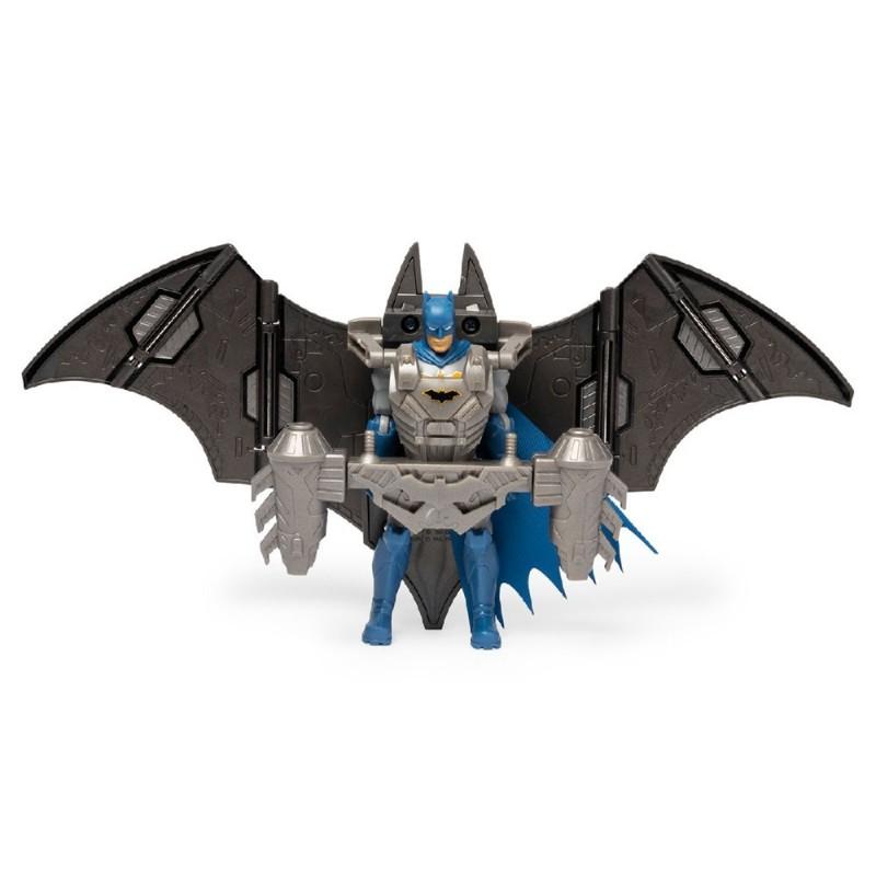 BATMAN FIGURA 10 CMS. + ARMADURA