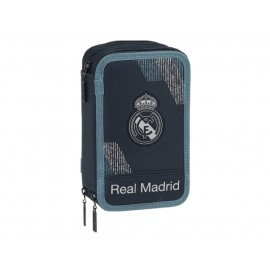 Real Madrid, Plumier Triple con 41 Piezas.