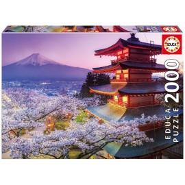 PUZZLE 2000 PIEZAS MONTE FUJI JAPON