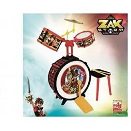 Zak Storm, Bateria 3 Elementos con Banqueta