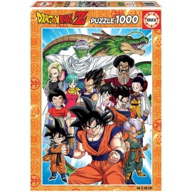 DRAGON BALL - PUZZLE 1000 PIEZAS