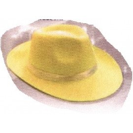 PHOSPHORESCENT GANSTER HAT
