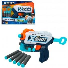 X-Shot Excel, Pistola Kickback