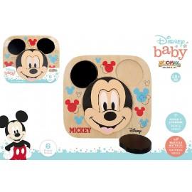 Puzzle Madera, Disney Baby
