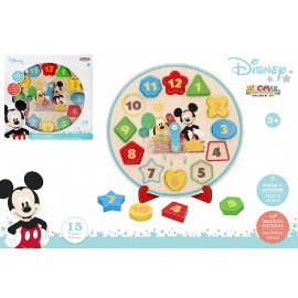 Reloj Madera 30 Cms. Disney Baby