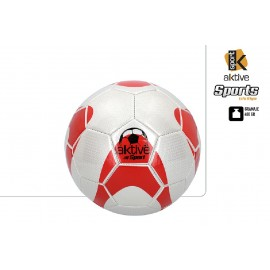 BALON FUTBOL AKTIVE BRILLO 5 CAPAS 400 GRS.