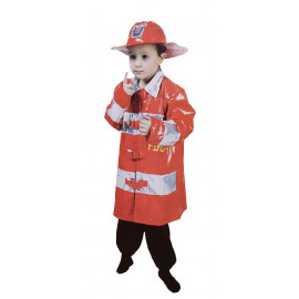 Disfraz Bombero de 10 a 12 Años