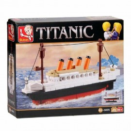 BARCO TITANIC 194 CONSTRUCCION