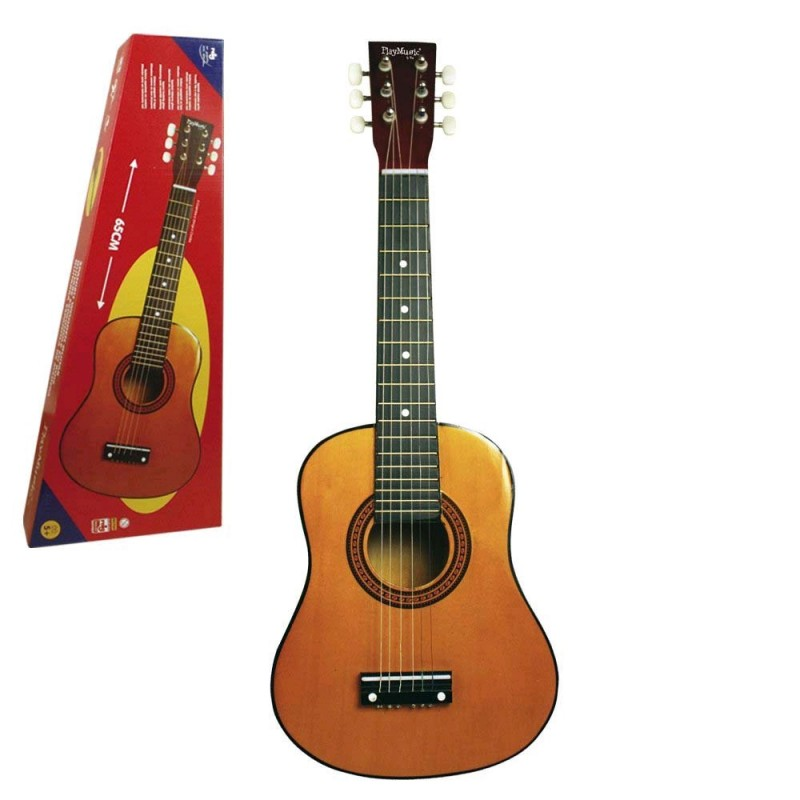 Guitarra de Madera de 65 Cms.