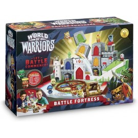 WORLD OF VARRIOS LA FORTALEZA + 2 FIGURAS