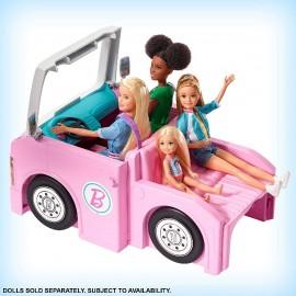 Autocaravana para Muñeca Barbie