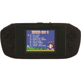 Consola Portatil Power Arcade, con 300 Juegos.