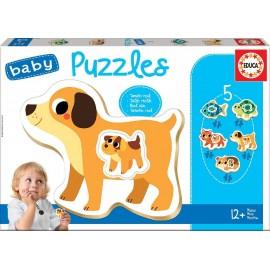 BABY PUZZLE ANIMALES