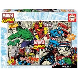 MARVEL COMICS - PUZZLE 1000...