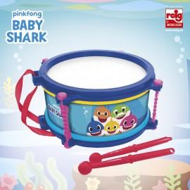 BABY SHARK - TAMBOR EN ESTUCHE
