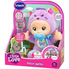 LITTLE LOVE DULCE GATITO