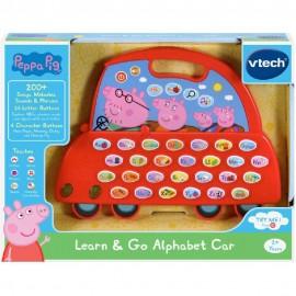 Peppa Pig, El Auto Alfabeto