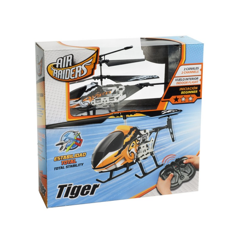 HELICOPTERO AIR TIGER RADIO CONTROL