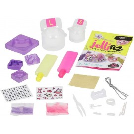 JELLY REZ - SET SUPER GLITTER