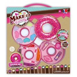 Maquillaje Donuts 3 pisos
