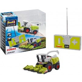 COCHE MINI R/C. CLAAS JAGUAR 960 FORAGE HARVESTER