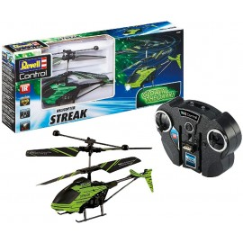 HELICOPTERO R/C. GLOW IN...