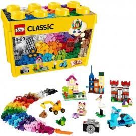 Lego Classic, Caja de Ladrillos Creativos Grandes.