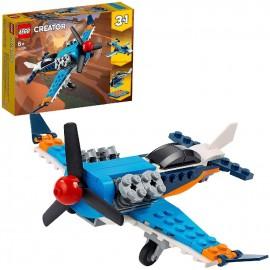 LEGO CREATOR - AVION DE HELICE