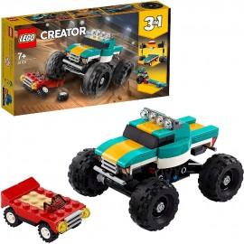 Lego Creator, Monster Truck