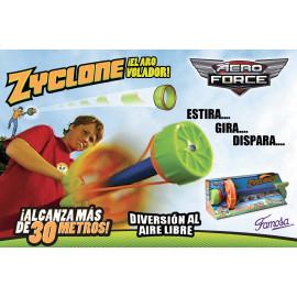 Aeroforce, Zyclone, el Aro Volador
