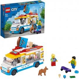 Lego City, Camión de los Helados