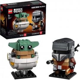 Lego Star Wars, El Mandaloriano y el Niño