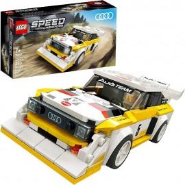Lego Sped, Coche Audi 1895 Sport Quattro S1